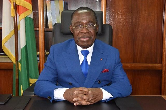 Ministre de La Santé et de l'Hygiène Publique